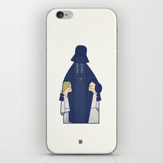May the Love be with you iPhone & iPod Skin