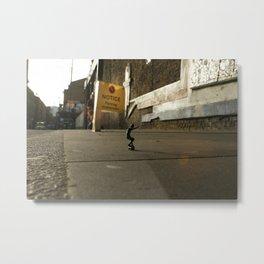 DIKKI - StreetPark series one Metal Print