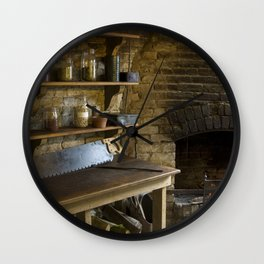 The garden manager's office Wall Clock