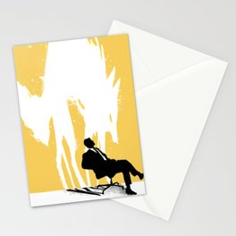 The Wolf Of Wall Street  Stationery Cards
