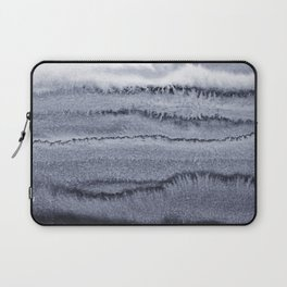 WITHIN THE TIDES - VELVET GREY Laptop Sleeve