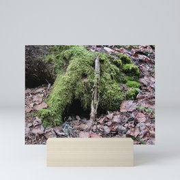 Where Do The Trolls Hide? Mini Art Print
