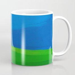 Big Bright Blue Sky Coffee Mug