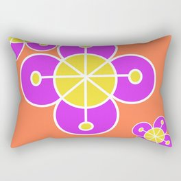 Kyoto Blossom Rectangular Pillow