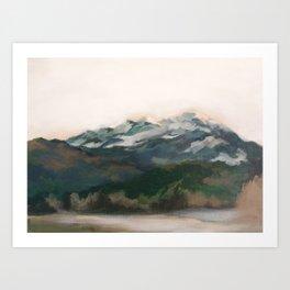 Squamish Sunrise Art Print