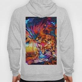 Colorful Boros Hoody