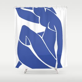 My Matisse Shower Curtain
