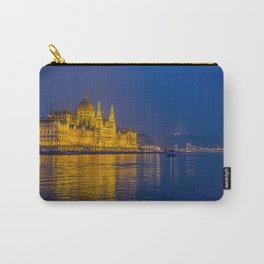 Blue Danube. Carry-All Pouch
