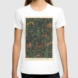 Jagtapete Wallpaper Design T-shirt