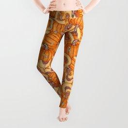 pumpkin dream Leggings