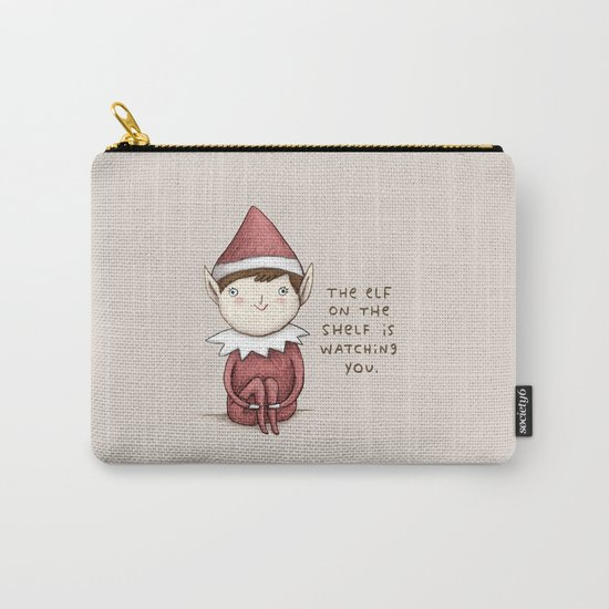 The Elf on The Shelf Carry-All Pouch