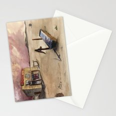The Lone Saloon Stationery Cards