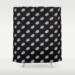 Too Weird To Live, Too Rare to Die Shower Curtain