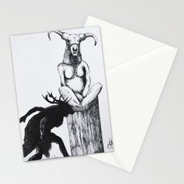 Anarchy of the Beasts Stationery Cards