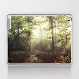 german rain forest Laptop & iPad Skin