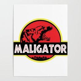 Maligator Poster
