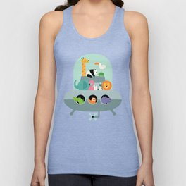Expedition Unisex Tank Top