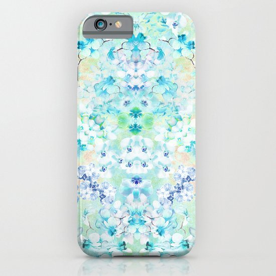 Pastel Flowers  iPhone & iPod Case