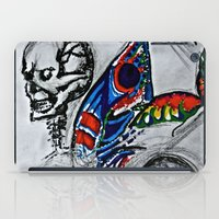 cycle iPad Cases featuring cycle by Maithili Jha