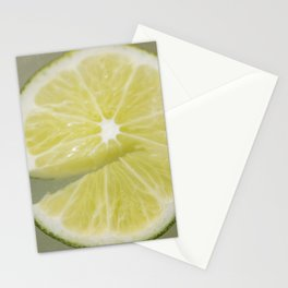 Broken Lime Stationery Cards