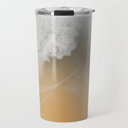 Bezier Curved Ocean Travel Mug