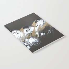 Gold Mountains Notebook