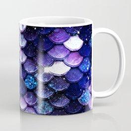 Mermaid Scales Glitter Coffee Mug