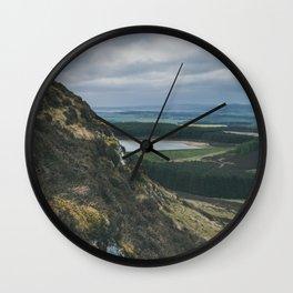 Bonaly Reservoir Wall Clock