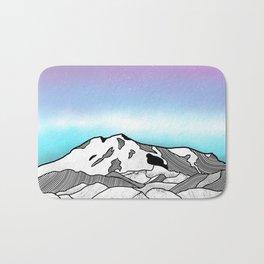 Mount Elbrus Bath Mat