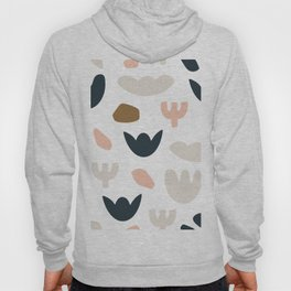 Modern Abstract Art Pattern 2 Hoody
