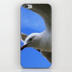 Gulliver again iPhone & iPod Skin