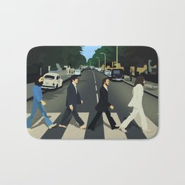 Abbey Road Bath Mat