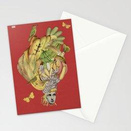 Banana Head Stationery Cards