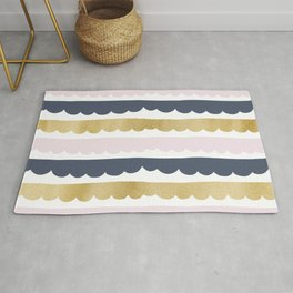 Trifle Pastel Gold Rug