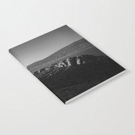 Sleeping rocks Notebook