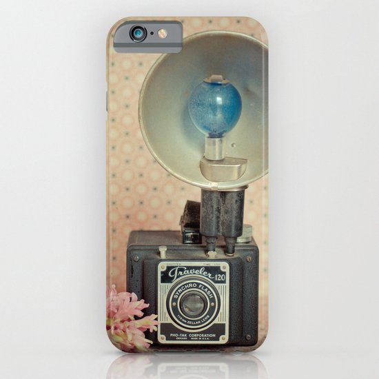 Traveler 120 Vintage Camera iPhone & iPod Case