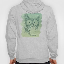 The Babybirds Owl 02 Hoody