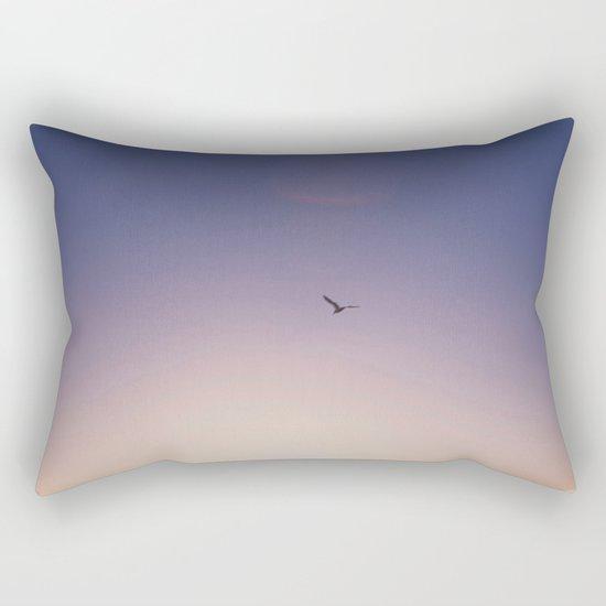 For Once Rectangular Pillow