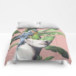 Tropical Girl  2 Comforters