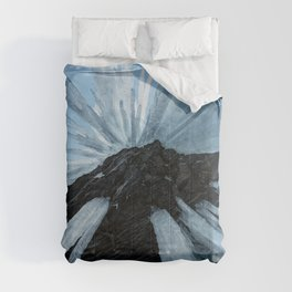 Sharp Cold Comforters