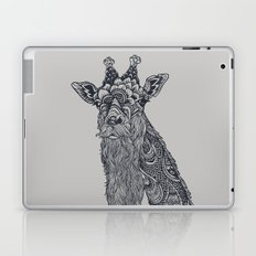 Giraffe Movember Laptop & iPad Skin