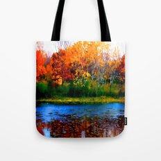 Remember Autumn Tote Bag