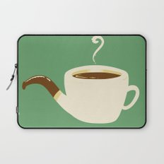 the Coffee Pipe Laptop Sleeve