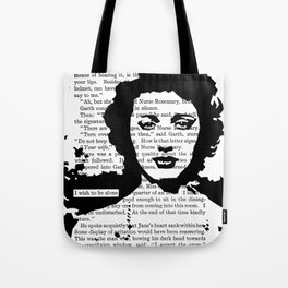 I Wish to be Alone Tote Bag