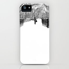 Trees #4 iPhone Case