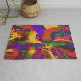 First moment Rug