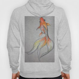 Goldfish Pond (close up #6) #society6 #decor #buyart Hoody