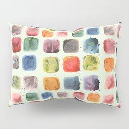 Colors in Suspension Pillow Sham