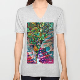 Palm of My Hand Unisex V-Neck