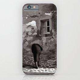 "HEADLESS Phantom of Sardinia ""VACANCY"" zine iPhone Case"